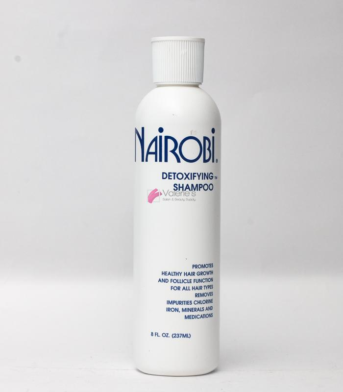 Nairobi Detoxifying Shampoo Valerie S Salon Beauty Supply